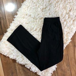 Lululemon Men's Black Rulu Sweatpants